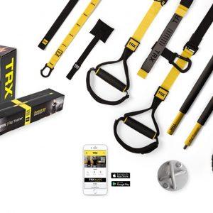Convierte tu entrenamiento en potencia con el Pack TRX Professional Fusion. Un súper paquete de entrenamiento funcional que te permitirá mejorar en fuerza, cardio y flexibilidad.