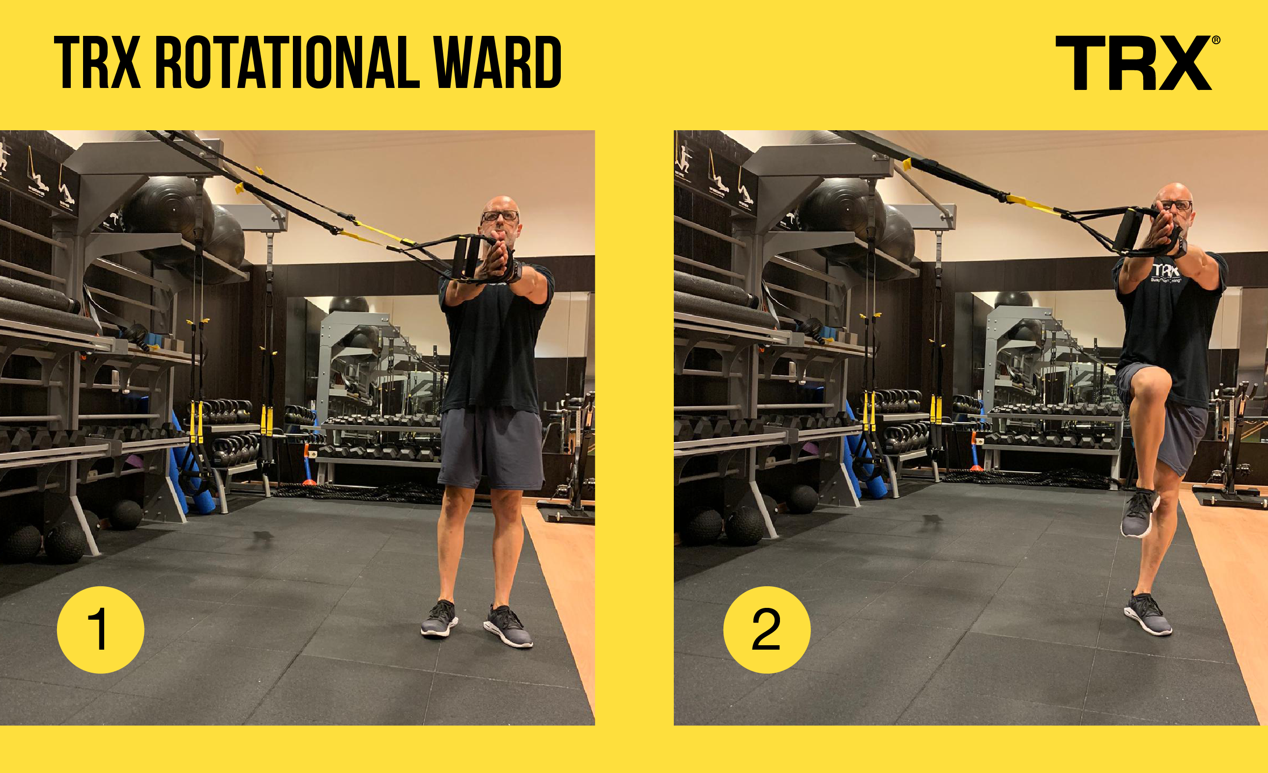 2-TRX Rotational Ward